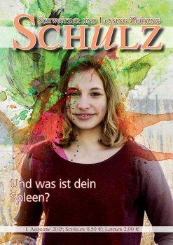 Ausgabe 10 (1/2015)