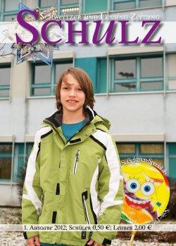 Ausgabe 4 (1/2012)